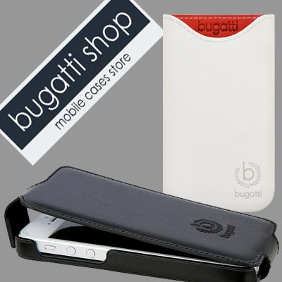 Bugatti Shop - mobile cases store