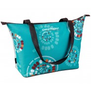 Chladiaca taška Shopping Cooler 15L - Ethnic