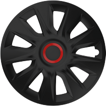 "Stratos RR Black 13"" - puklice"