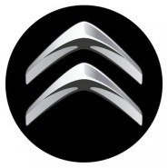 3D Car Logo - CITROEN - Ø 50 mm
