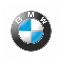 3D Car Logo - BMW - Ø 55 mm