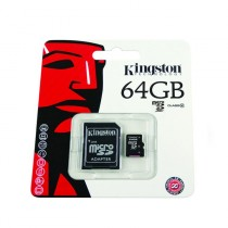 Mikro SDHC karta SD CARD 64GB